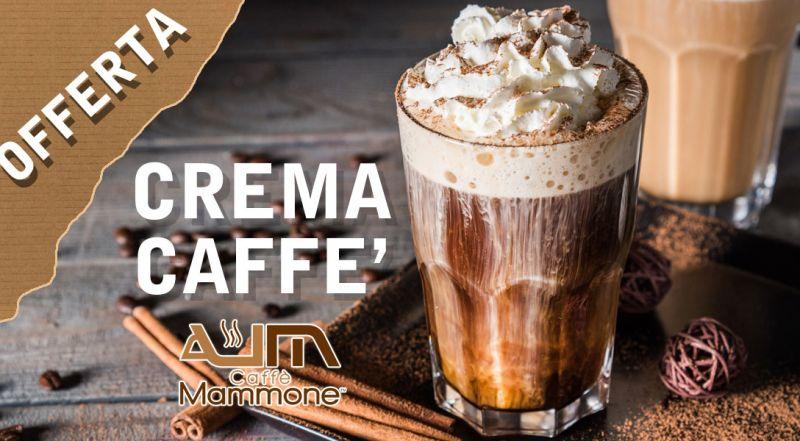 Mammone Caffè – offerta crema caffe 1 lt cosenza - promozione crema al caffe coffee break