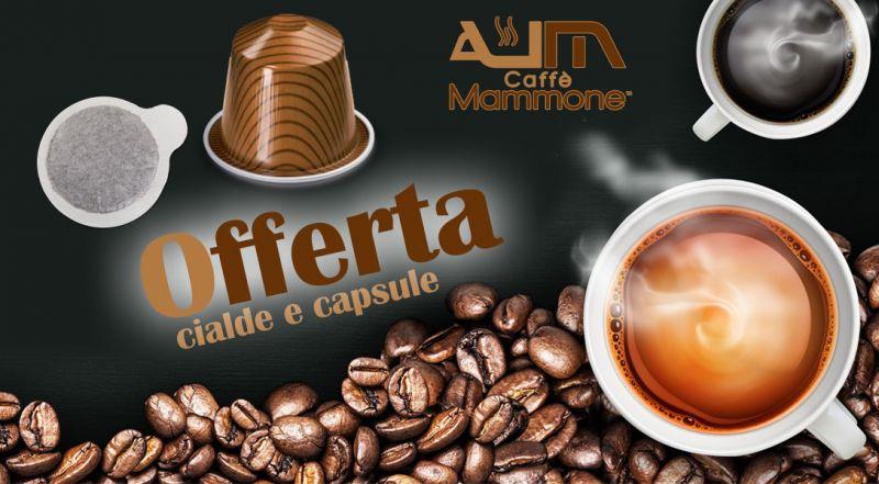 Mammone Caffè - offerta vendita cialde e capsule caffe originali e compatibili cosenza