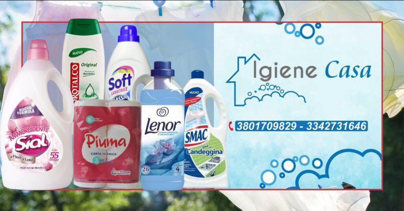 Offerta prodotti per il bucato Ragusa - occasione prodotti igiene casa e persona Vittoria