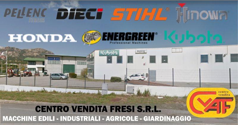 CENTRO VENDITA FRESI - offerta noleggio macchine agricole