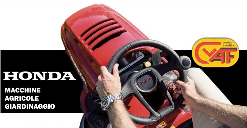 CENTRO VENDITA FRESI - offerta vendita macchine agricole attrezzi da giardinaggio Honda Sardegna