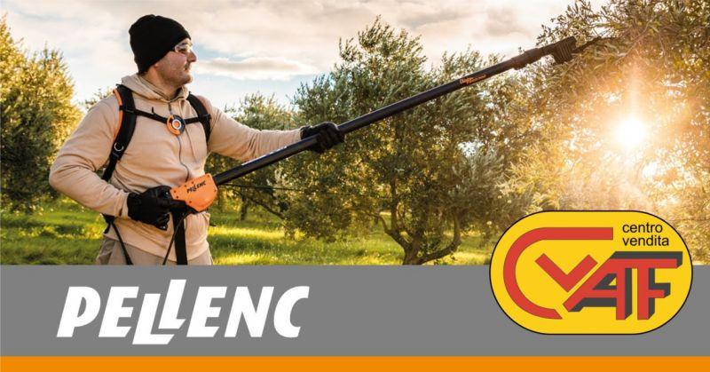 CENTRO VENDITA FRESI - promozione Pellenc agevolatori di raccolta olive