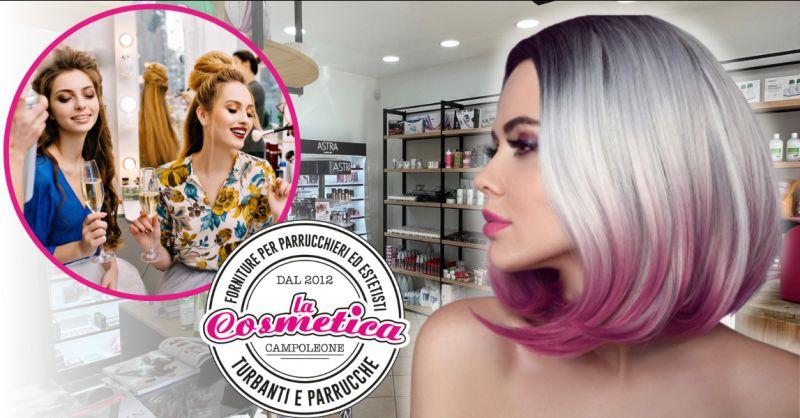 Offerta forniture per parrucchieri Pomezia - occasione forniture per estetiste Nettuno