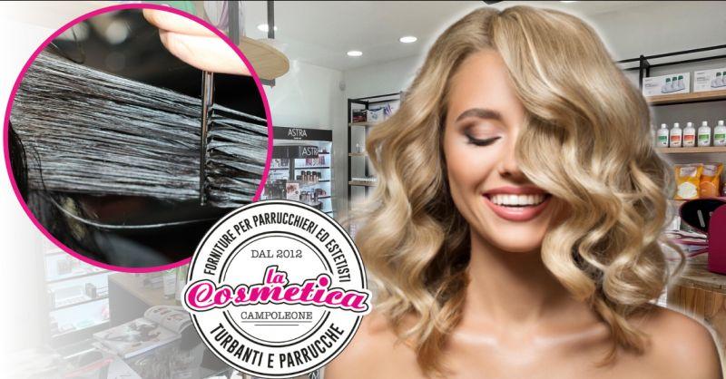 Offerta trattamenti curativi per capelli Anzio - occasione trattamenti curativi capelli Ardea