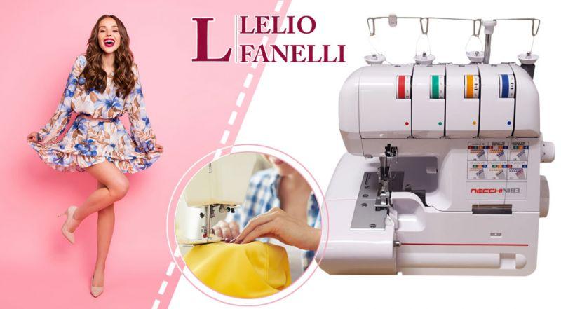 Lelio Fanellli - occasione macchine taglia e cuci singer taranto - promozione macchine taglia e cuci necchi taranto