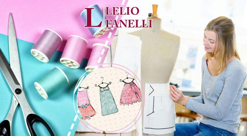 Lelio Fanellli - occasione accessori professionali per il cucito taranto - promozione manichini da sarta regolabili taranto