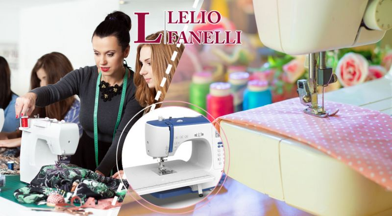 Lelio Fanellli - occasione allestimento laboratori sartoriali taranto - promozione laboratori sartoriali aziendali  e sociali taranto