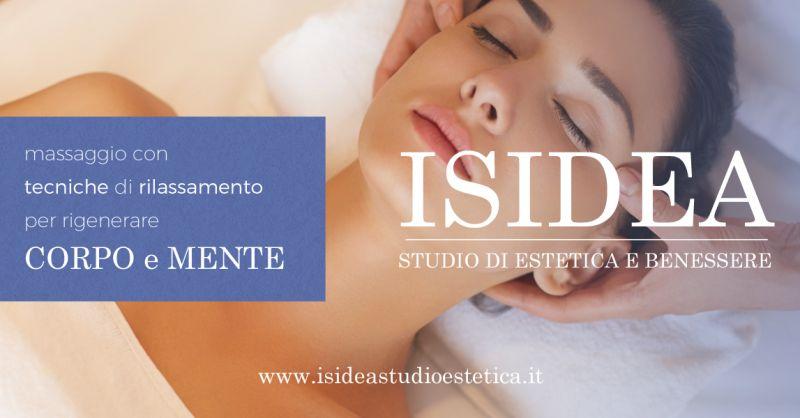 Offerta Massaggio Corpo con Tecniche di Rilassamento Torino - Occasione Massaggio Rilassante Corpo Torino