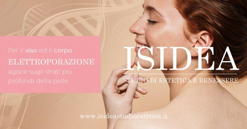Offerta Trattamento Viso Corpo con Elettroporatore Torino - Occasione Trattamento Localizzato Inestetismi Torino