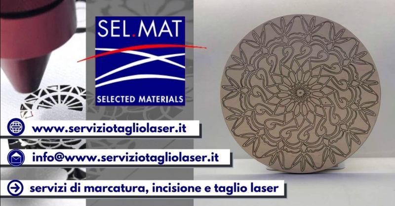 Offerta Servizio taglio laser provincia Verona - Occasione Incisione laser su specchio Verona