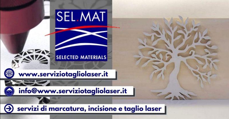 Offerta Servizio lavorazioni laser conto terzi Verona - Occasione Incisioni su legno Verona