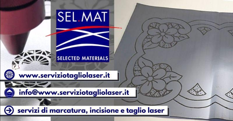 Offerta Servizio taglio laser tessuti Verona - Occasione Servizio stampa 3D e fresatura Verona