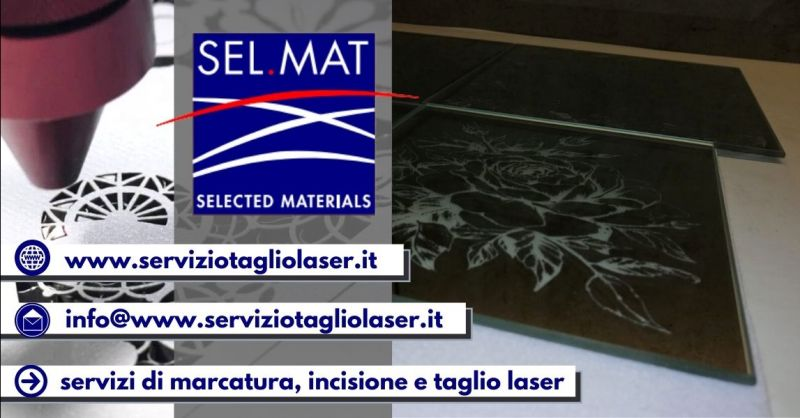 Offerta Servizio taglio laser su Plexiglass - Occasione Incisioni laser materie plastiche Verona