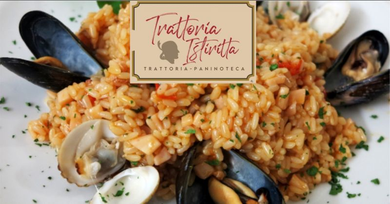 TRATTORIA ISTIRITTA - offerta ristorante per celiaci piatti senza glutine