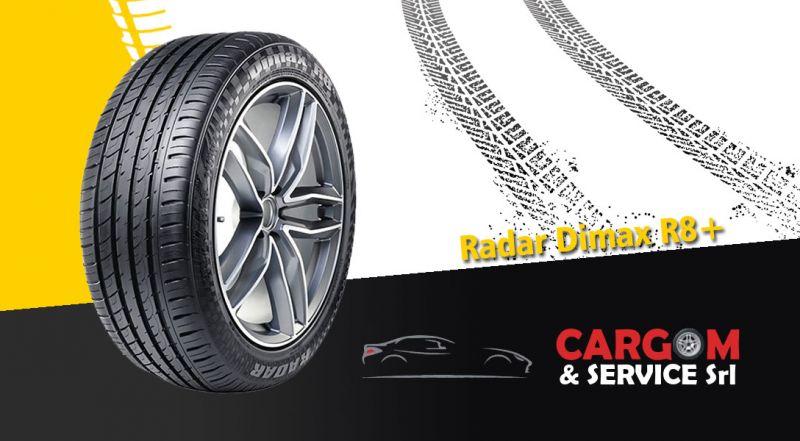 offerta pneumatico sport Radar Dimax R8+ Lamezia Terme - promozione pneumatico sport estivo Lamezia Terme