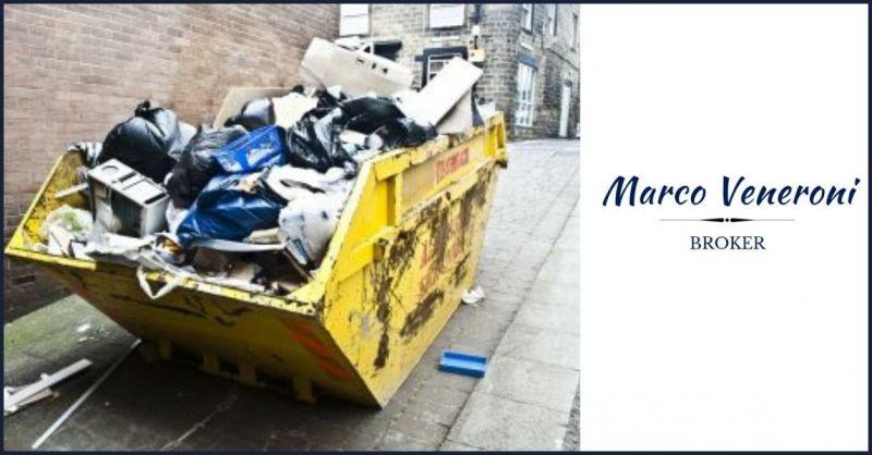 fideiussione per smaltimento rifiuti