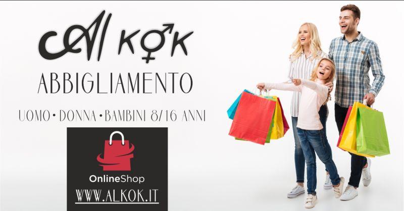 AL KOK SHOP ONLINE - offerta migliori outfit matchy-matchy famiglia