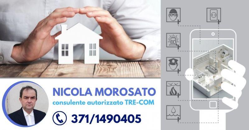 NICOLA MOROSATO - Offerta consulenza per sistemi di videosorveglianza Verona e provincia