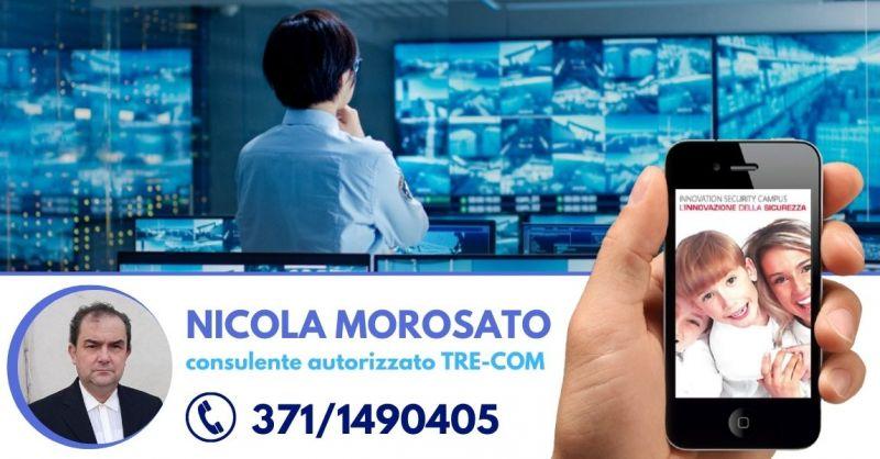 Offerta Servizio privato di telesorveglianza 24h - Offerta consulenza sistemi di allarme Verona