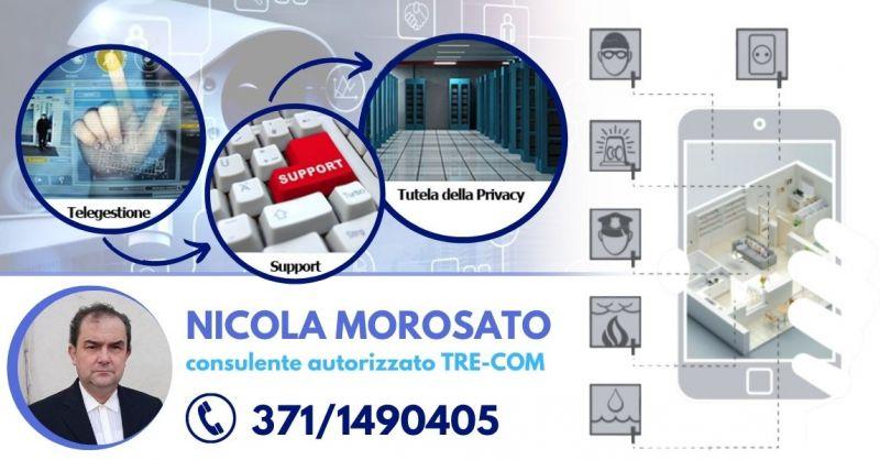 NICOLA MOROSATO - Offerta vendita sistema di telesorveglianza professionale Verona e provincia