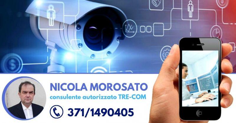 NICOLA MOROSATO - Offerta Servizio di telesorveglianza professionale per aziende Verona e provincia