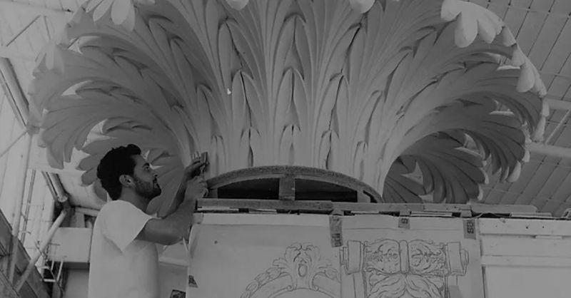 STUCCHITALIA - Offerta azienda specializzata in modanature in stucco per cornici made in Italy