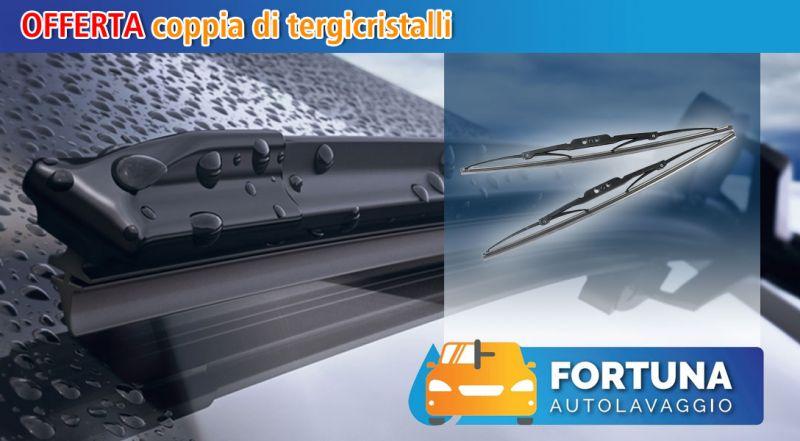 Fortuna Autolavaggio - Offerta coppia di spazzole per tergicristalli monza