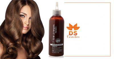 ds cosmetici offerta inebrya ice cream keratin olio ristrutturante alla keratina 200ml