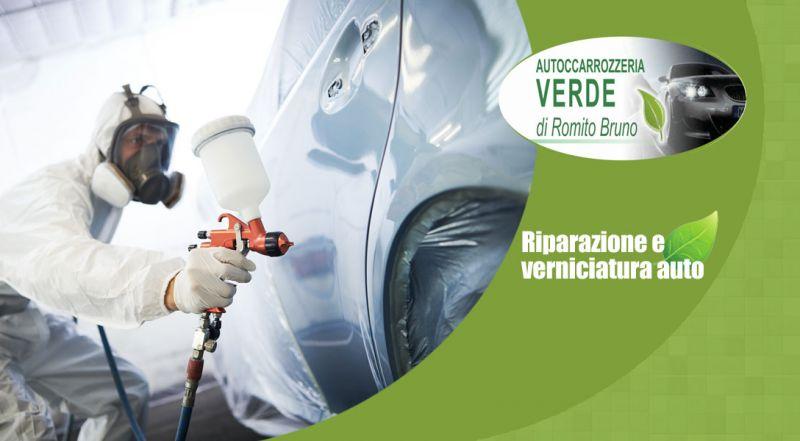 Offerta autocarrozzeria riparazione automobili lamezia terme - promozione riparazione scocche automobili catanzaro