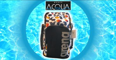 mondoacqua offerta zaino arena team backpak quarantacinque occasione zaino arena nuoto