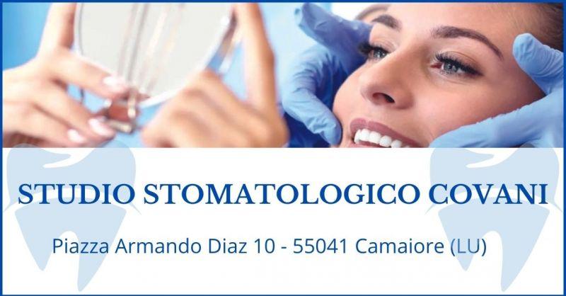 promozione studio dentistico e per le cure dentali Lucca - STUDIO STOMATOLOGICO COVANI