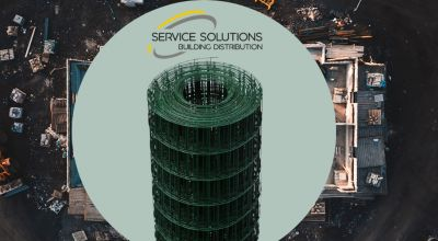 service solutions vendita materiale edile offerta vendita rete elettrosaldata plastificata per recinzioni