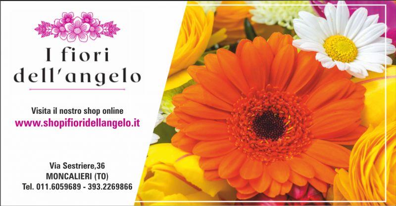 i fiori dell'angelo offerta bouquet da sposa moncalieri - occasione fiori a domicilio torino