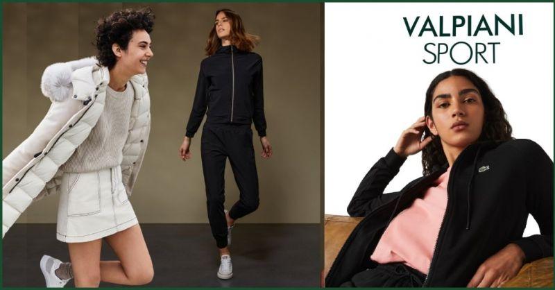 VALPIANI SPORT - promozione abbigliamento donna delle migliori marche Lucca e Versilia