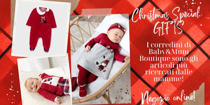 Occasione tutine bambino Natale vendita online a Vercelli a Novara – offerta vendita abbigliamento natalizio neonato a Vercelli a Novara