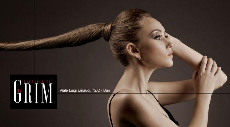 Dagrim Parrucchieri - offerta trattamenti nutrienti per capelli rovinati bari