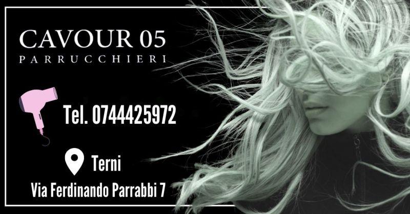 Offerta il migliore parrucchiere in centro Terni - Occasione Trattamenti professionali per capelli