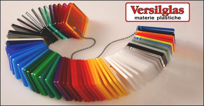 VERSIGLAS - offerta lavorazione materie prime e plexiglass