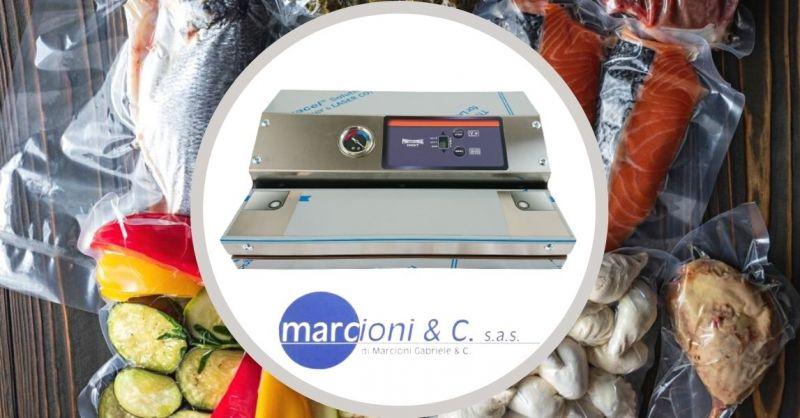 Offerta Vendita online macchina sottovuoto professionale per alimenti Lavezzini Fast 35