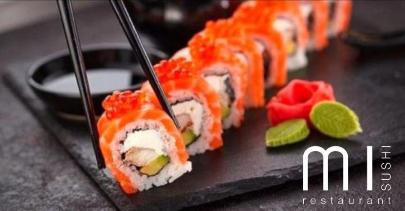 Sushi Mi Restaurant - Occasione cucina Giapponese Noventa Vicentina take away aperto sempre