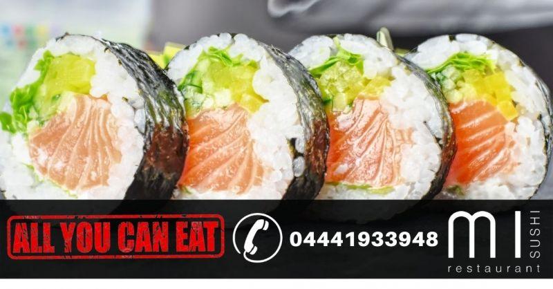 Sushi Mi Restaurant - Trova ristorante Giapponese o Cinese con servizio all you can eat pranzo