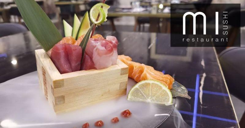 Sushi Mi Restaurant - Promozione ristorante sushi con servizio consegna a domicilio Montagnana