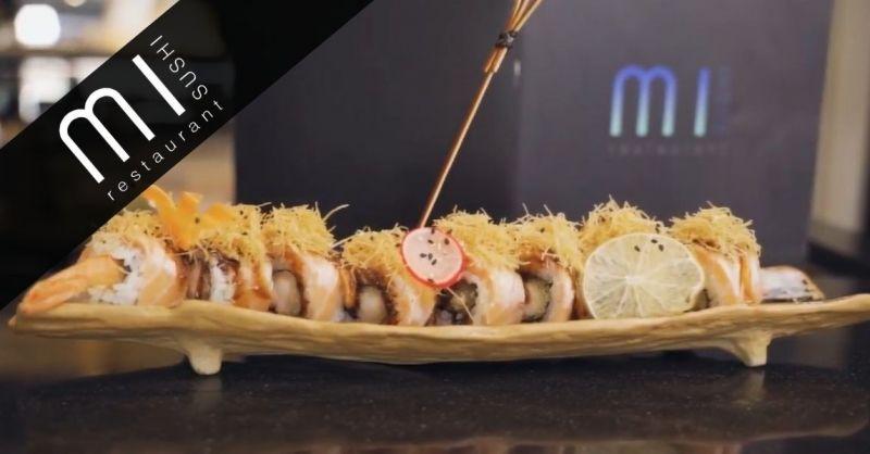 Ristorante di sushi aperto tutti i giorni Noventa Vicentina consegna domicilio ESTE Montagnana