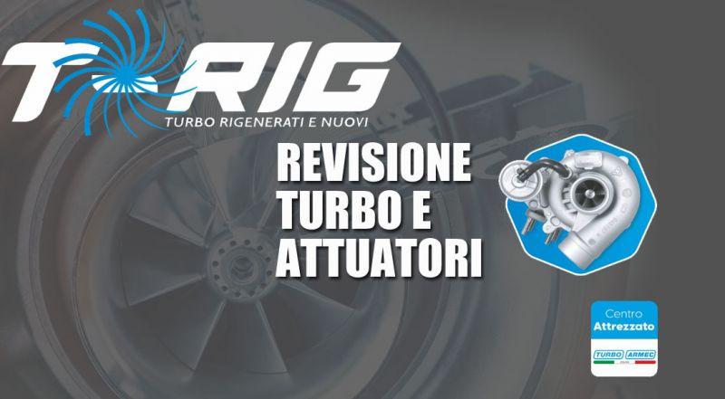 promozione revisione turbocompressori e attuatori lecce – offerta rigenerazione di turbocompressori lecce