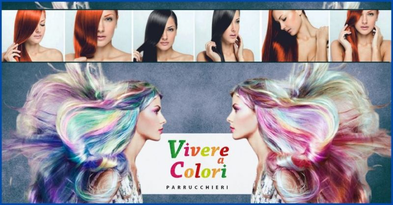 offerta colorazioni naturali e sfumature capelli Pistoia - promozione degrade capelli Pistoia