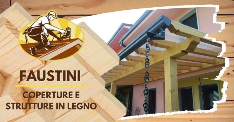 Offerta Costruzione pergolati in legno - Offerta Realizzazione gazebo in legno su misura Bussolengo