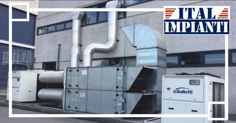 ital impianti offerta impianti industriali trattamento aria cremona - occasione impianti idrici cremona
