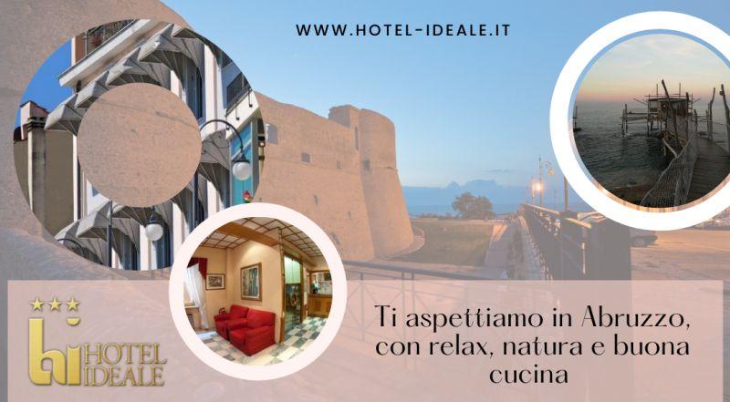 Offerta hotel sulla costa di Ortona a Chieti a Roma – occasione hotel ad Ortona a conduzione familiare a Chieti a Roma