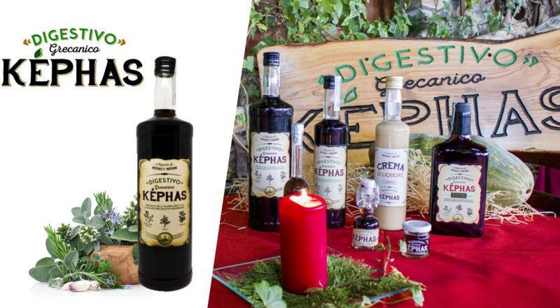 Offerta digestivo kephas reggi calabria - promozione kephas preparto con erbe mediterranee reggio calabria