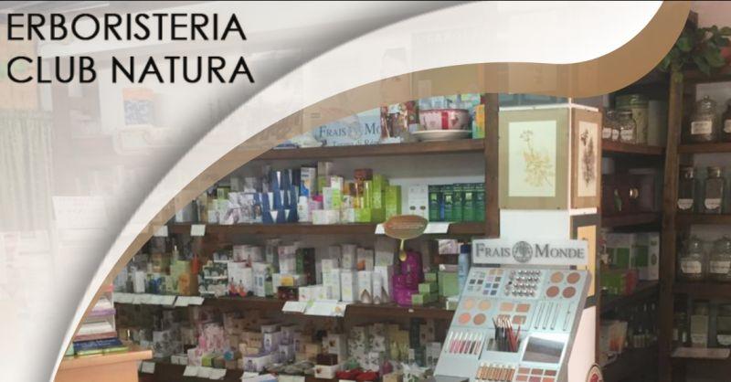 Offerta erboristeria Frosinone - occasione Erboristeria Club Natura Frosinone